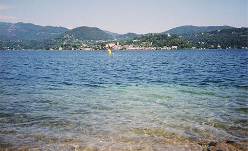 Omegna, lago d'Orta
